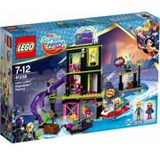 LEGO Super Hero Girls 41238 Lena Luthor Kryptomite-fabriek
