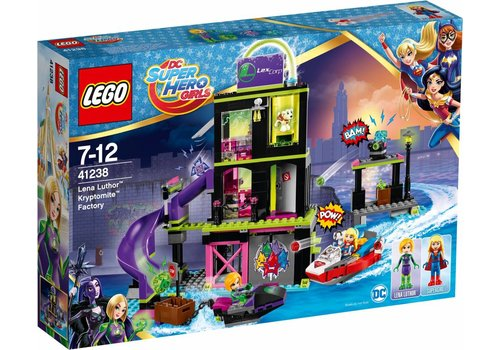 Super Hero Girls 41238 Lena Luthor Kryptomite-fabriek