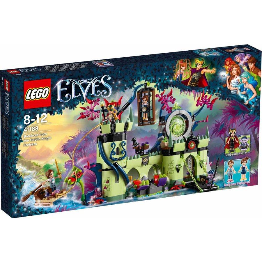 Elves 41188 Ontsnapping uit het fort van de goblinkoning