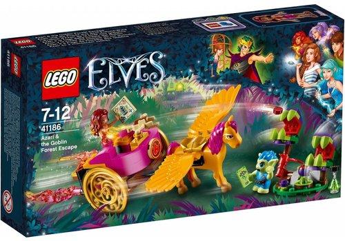 Elves 41186 Azari & de ontsnapping uit het goblinbos