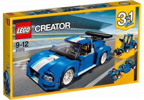 Creator 31070 Turbo baanracer