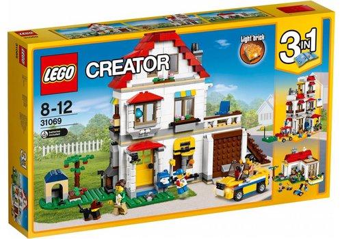 Creator 31069 Modulaire familievilla
