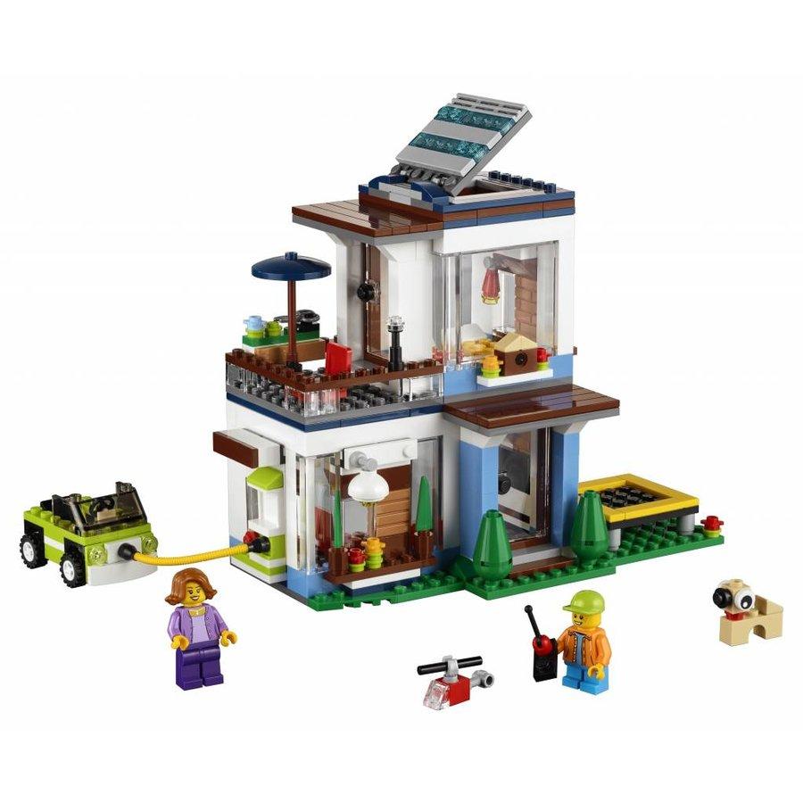 Creator 31068 Modulair modern huis