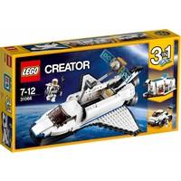 Creator 31066 Spaceshuttle-verkenner
