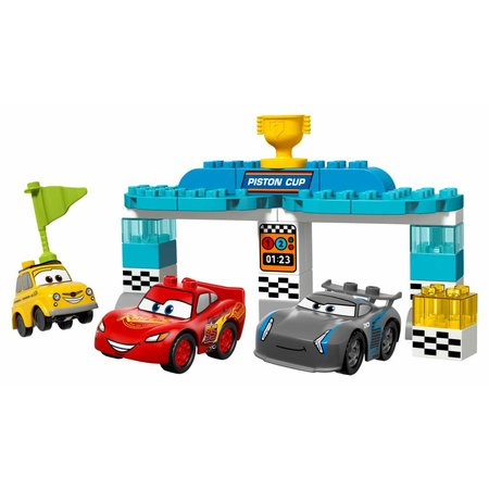 LEGO  Duplo 10857 Piston Cup race