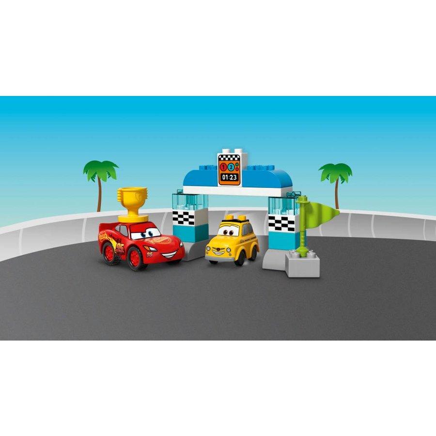 Duplo 10857 Piston Cup race