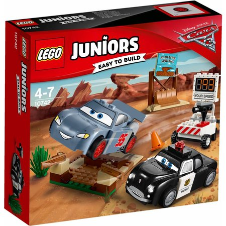LEGO  Juniors 10742 Willy's Butte snelheidstraining