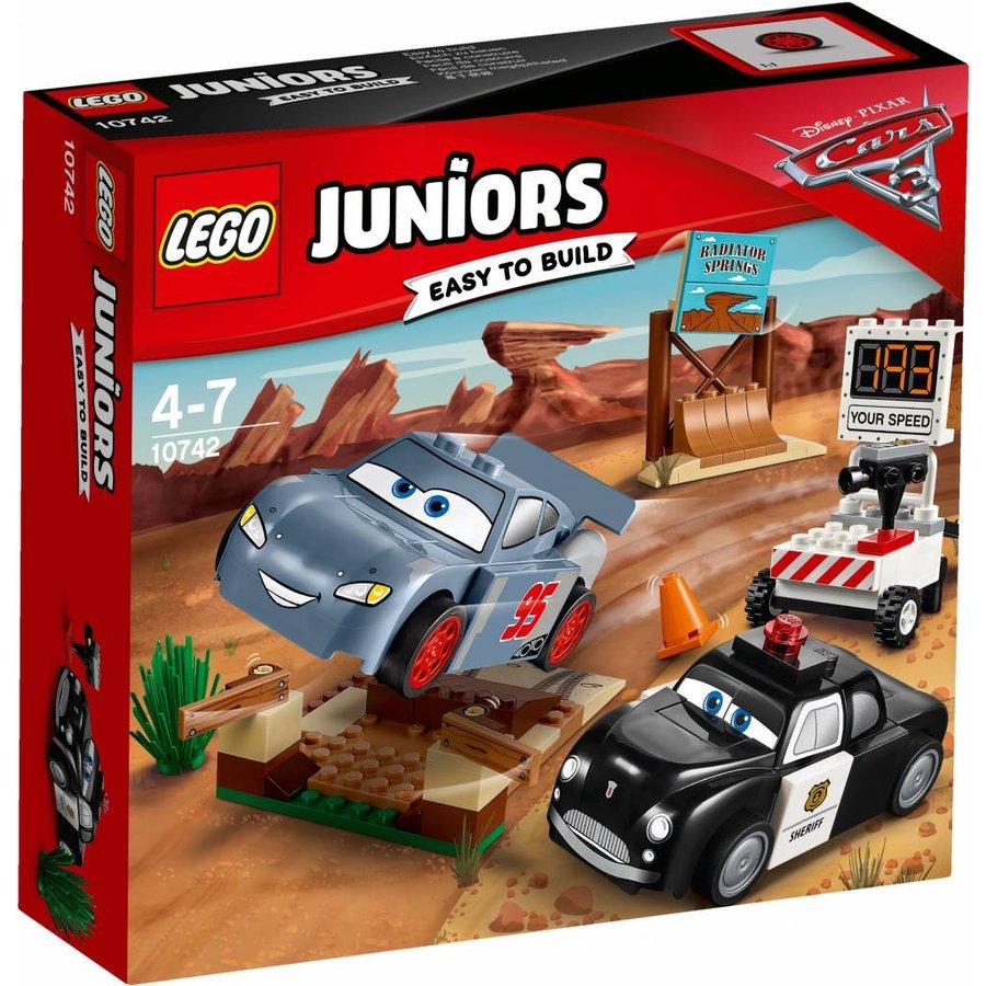 Juniors 10742 Willy's Butte snelheidstraining