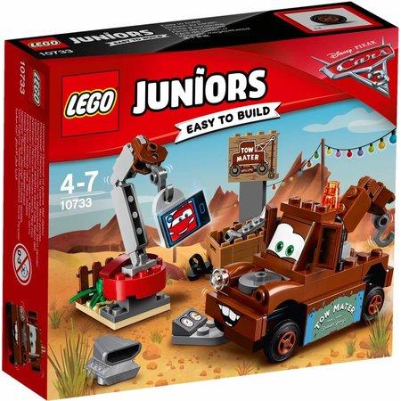 LEGO  Juniors 10733 Takels sloopterrein