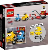 LEGO  Juniors 10732 Guido en Luigi's pitstop