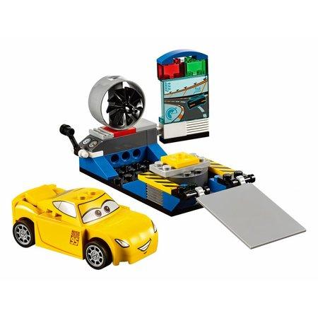 LEGO  Juniors 10731 Cruz Ramirez race-simulator