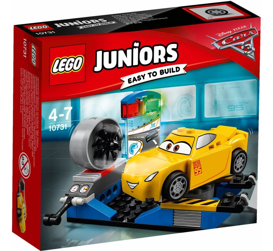Juniors 10731 Cruz Ramirez race-simulator