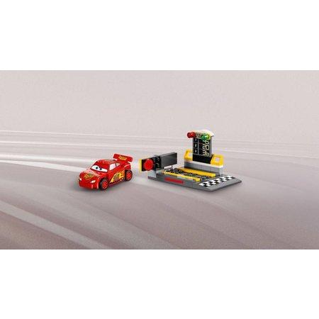 LEGO  Juniors 10730 Bliksem McQueen snelle lanceerder