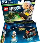 LEGO 71230 Dimensions BTTFuture Fun Pack