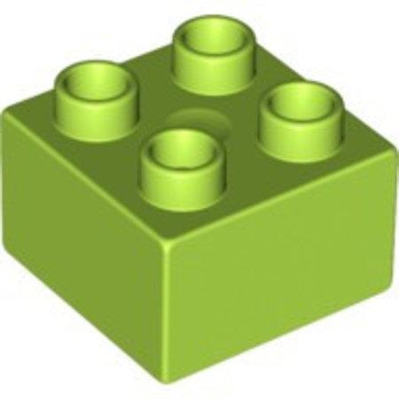 LEGO 30067 Duplo Polybag Boerderij met Duplo Boer