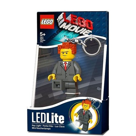 LEGO 5003586-1 Sleutelhanger Movie President Business