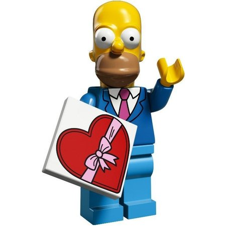 LEGO 71009 The Simpsons 2 Bart