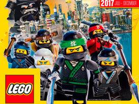 LEGO Catalogus 2017 2e helft