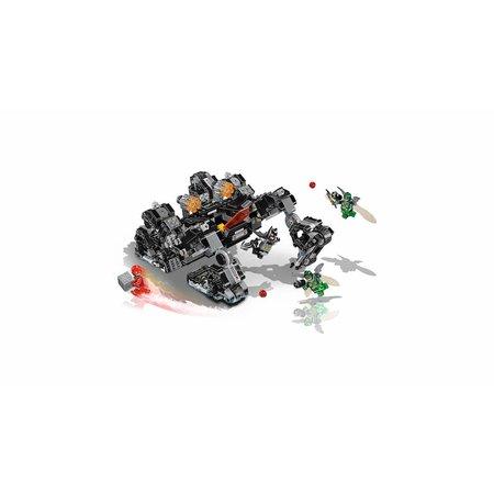 LEGO 76086 DCC Super Heroes Knightcrawler tunnelaanval