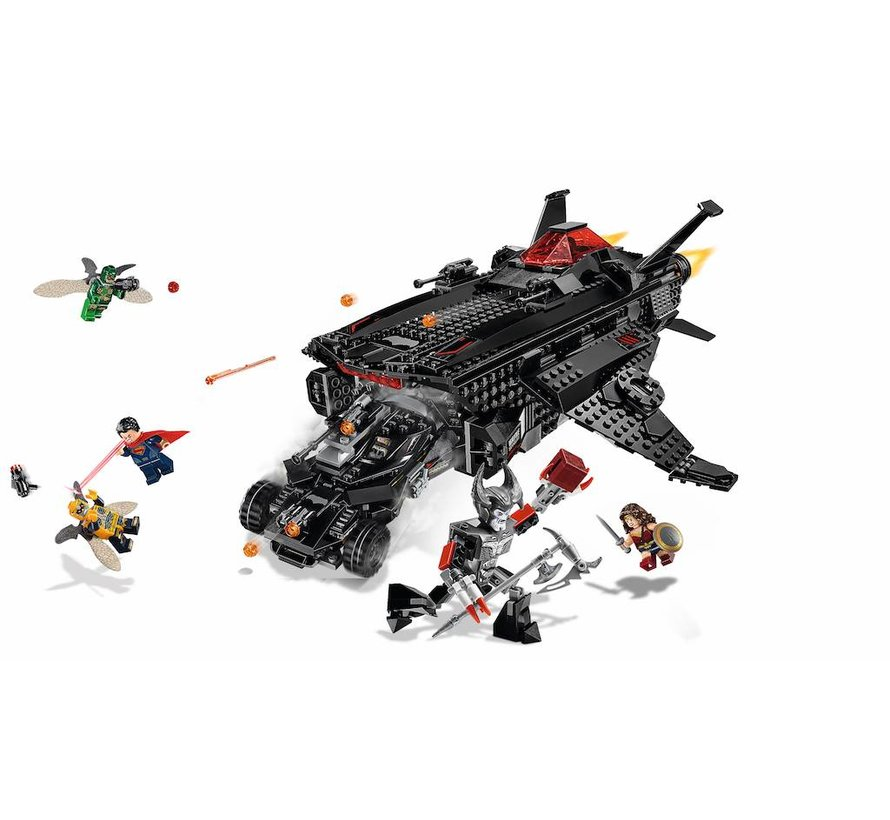 76087 DCC Super Heroes Flying Fox: Batmobile luchtbrugaanval