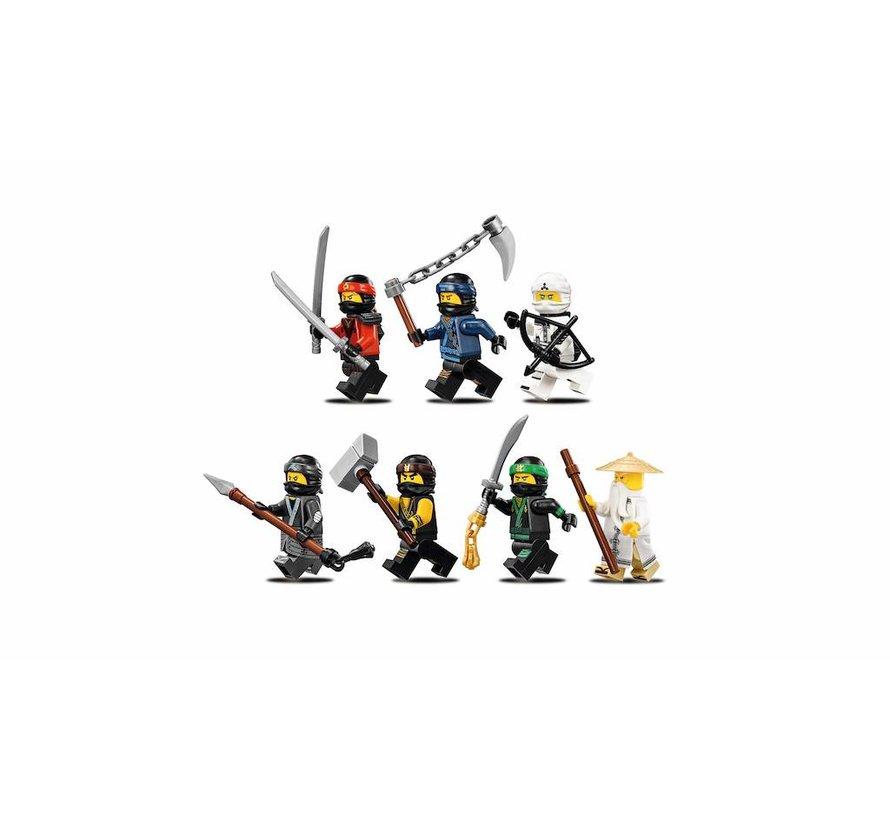 70618 Ninjago Movie Destiny's  Bounty