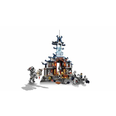 LEGO 70617 Ninjago Movie Tempel van het ultieme wapen