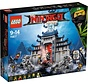 70617 Ninjago Movie Tempel van het ultieme wapen