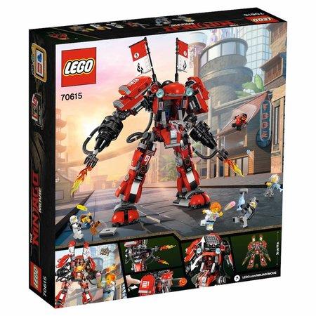 LEGO 70615 Ninjago Movie Vuurmecha