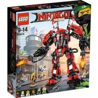 70615 Ninjago Movie Vuurmecha