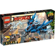 70614 Ninjago Movie Bliksemstraaljager
