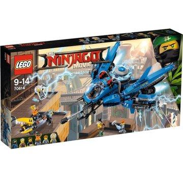 LEGO 70614 Ninjago Movie Bliksemstraaljager