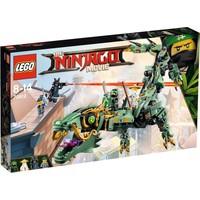 70612 Ninjago Movie Groene ninja mecha draak