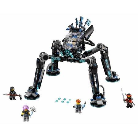 LEGO 70611 Ninjago Movie Waterstrijder