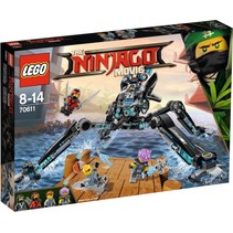 70611 Ninjago Movie Waterstrijder