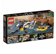 LEGO 70609 Ninjago Movie Mantarog bommenwerper