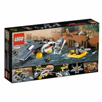 70609 Ninjago Movie Mantarog bommenwerper