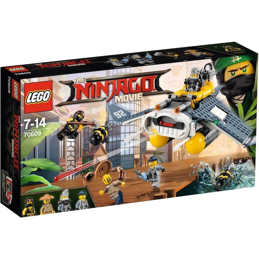 70609 Ninjago Movie Mantarog bommenwerper