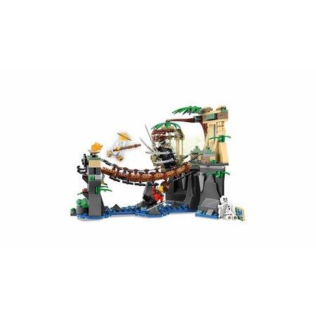 LEGO 70608 Ninjago Movie Meester watervallen