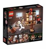 LEGO 70606 Ninjago Movie Spinjitzu training