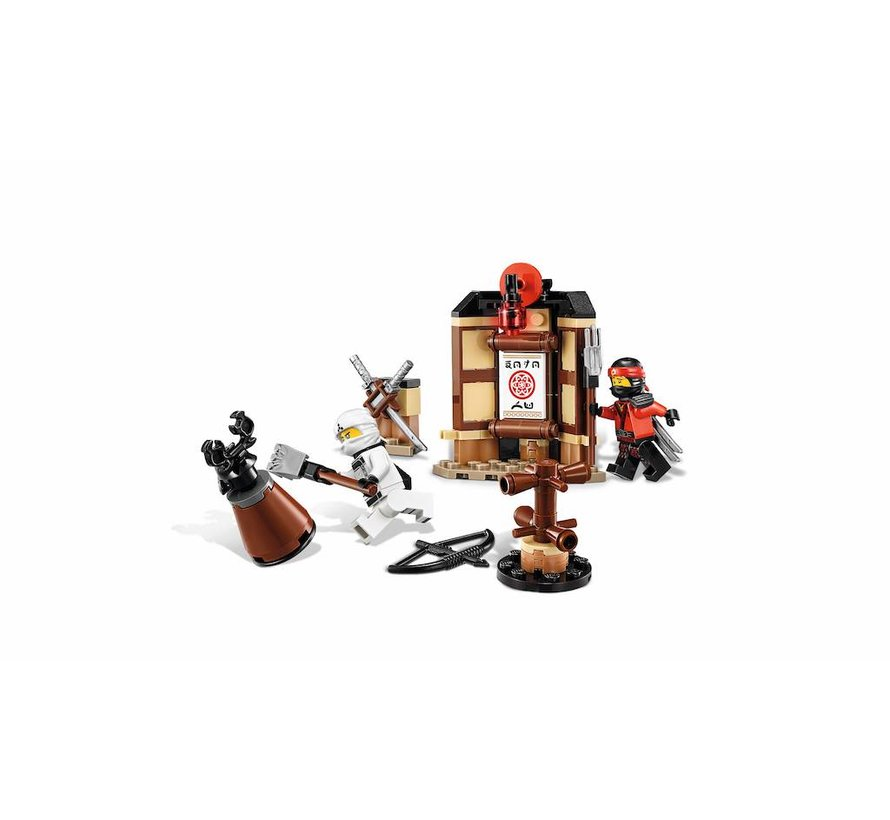70606 Ninjago Movie Spinjitzu training