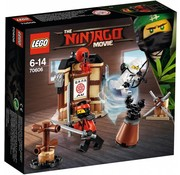 LEGO 70606 Ninjago Movie Spinjitzu training