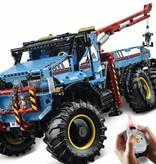 LEGO 42070 Technic 6x6 allterrain-sleepwagen