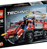 LEGO 42068 Technic Vliegveld-reddingsvoertuig