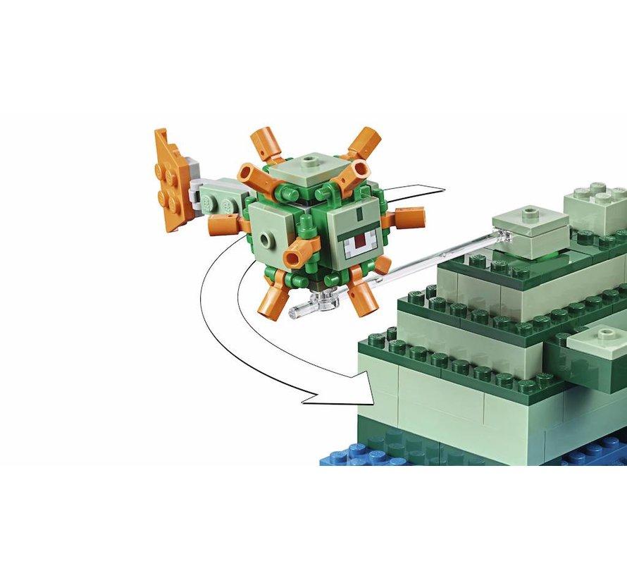21136 Minecraft Het oceaanmonument