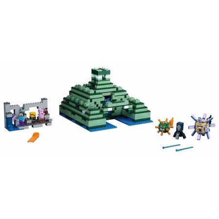 LEGO 21136 Minecraft Het oceaanmonument