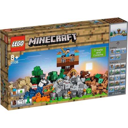 LEGO 21135 Minecraft De Crafting-box 2.0
