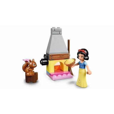 LEGO 10738 Juniors Sneeuwwitjes boshut