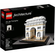 21036 Architecture Arc de Triomphe
