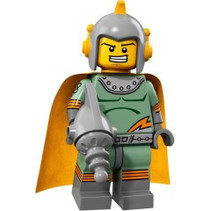 71018-11 Retro Spaceman