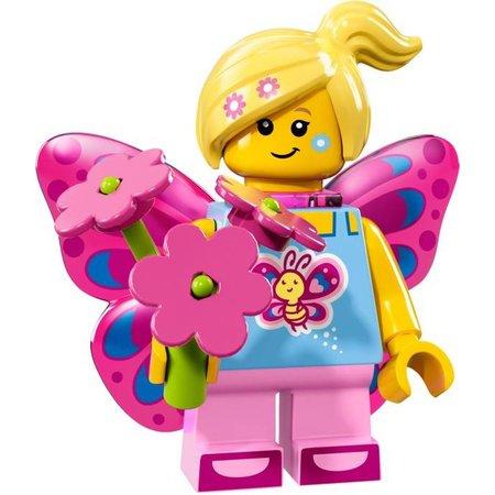 LEGO 71018-07 Butterfly Girl